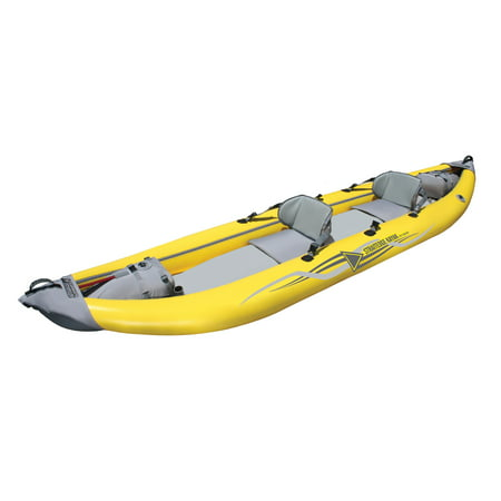 Advanced Elements StraitEdge 2 Inflatable Sit On Top Kayak