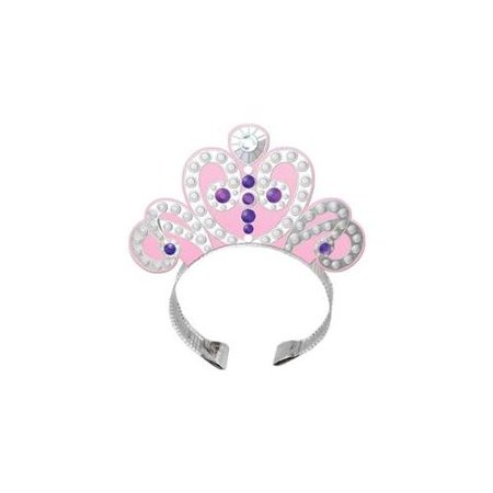 Princess Sofia Birthday (Sofia Sophia the 1st Birthday First Princess Party Tiara 4 ct Tiaras)