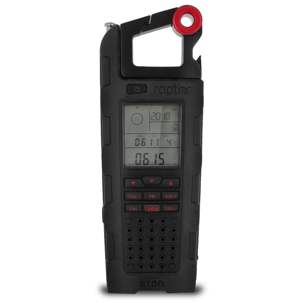 Eton Raptor Solar Charge Emergency & Shortwave Band Radio