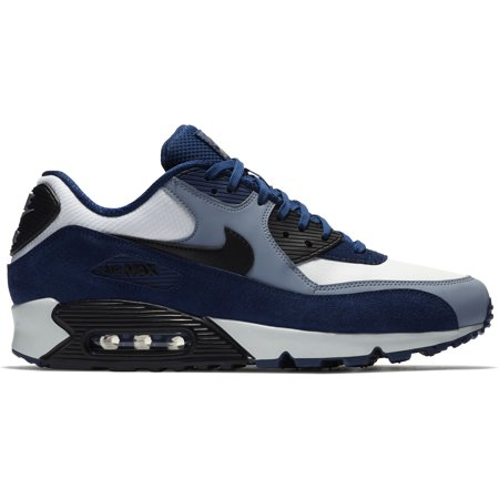 reputable site f9557 af778 Nike - Nike Men s Air Max 90 Leather Running Shoe (11.5) - Walmart.com