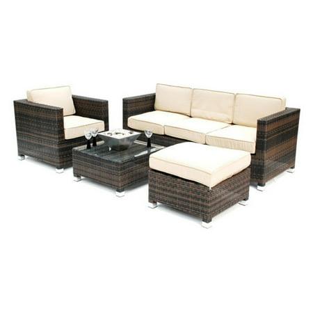 Creative Living Conversation Sofa Set