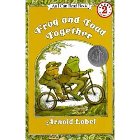 Frog and Toad Together (Paperback) (Frog And Toad Together Guided Reading Level)