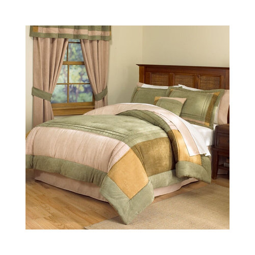 American Traditions Chesterfield Comforter Set