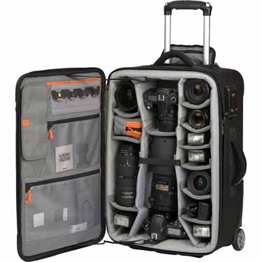 Lowepro Pro Roller X300 AW Case (Black) by unknown
