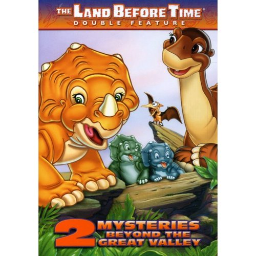 The Land Before Time: 2 Mysteries Beyond The Great Valley (Full Frame)