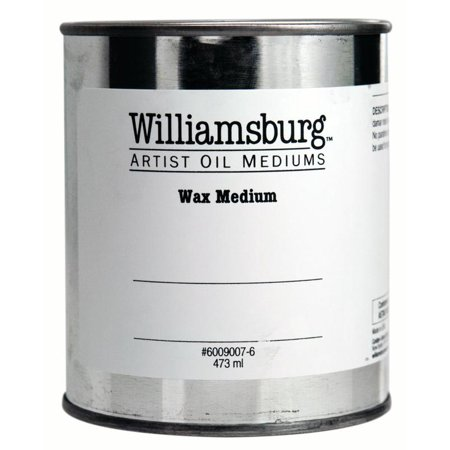 Williamsburg Handmade Oils Wax Medium, (Medium Wax)