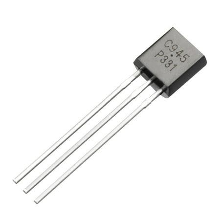 50pcs Plastic-Encapsulate Power TO-92 Transistor NPN 50V 0.15A 400mW