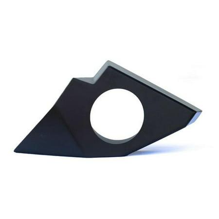 Rock Slide Engineering FB-JK-LP Rigid Shorty Front Bumper, Modular Light Pockets ()