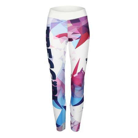 4a12582ddd Sexy Dance - Women Sports Pants High Waist Yoga Fitness Leggings Running Gym  Stretch Trousers Colorful 3D Print Exercise Training Pants - Walmart.com