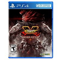 Street Fighter V: Arcade for PlayStation 4 by Capcom