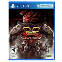 Street Fighter V: Arcade, Capcom - PlayStation 4