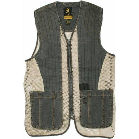 Browning Mesh Vest - Browning Rhett Mesh Vest, Olive/Tan