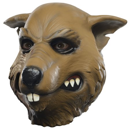 Adult Ninja Turtles Splinter Costume Mask (Master Splinter Costumes Adults)
