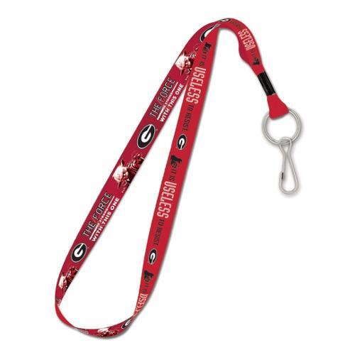 NCAA Star Wars Lanyard Key Chain Keychain by Wincraft