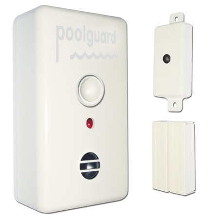 Poolguard Pool Door And Gate Alarm With Transmitter Dapt