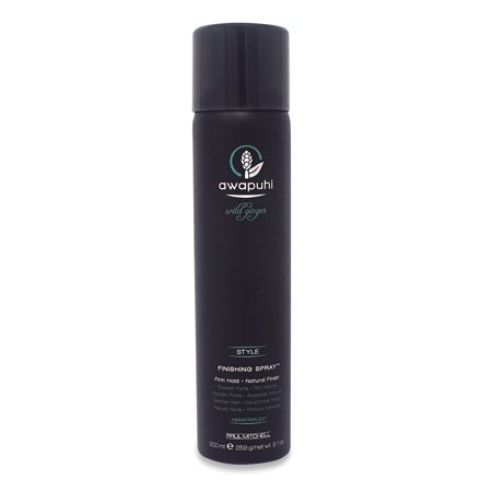 Paul Mitchell Awapuhi Wild Ginger Finishing Spray, 9.1 (Ginger Flower Spray)