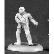 Reaper Miniatures Tasker, Henchman #50109 Chronoscope Metal D&D RPG Mini Figure