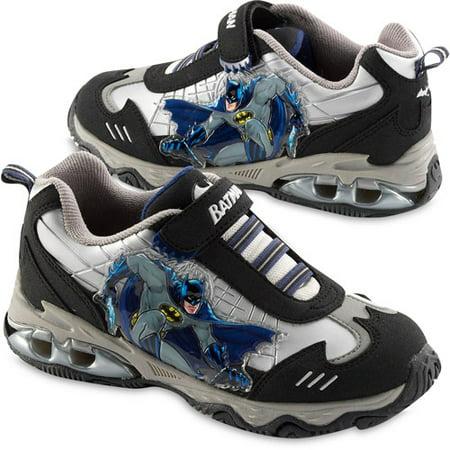 Mens Batman Light Up Shoes