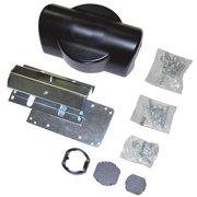 BFT N999507 Rectangular Boom Attachment Kit,Black