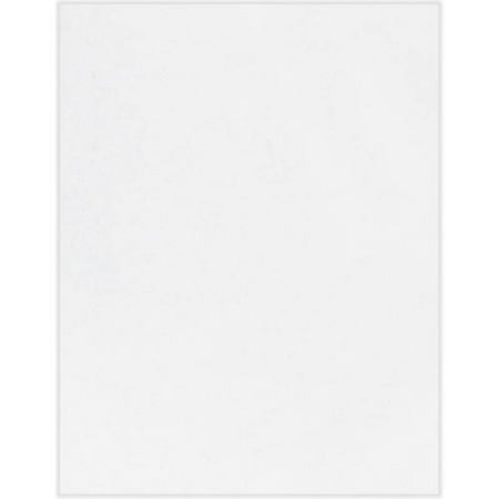 8 1/2 x 11 Paper - 24lb. Bright White (50 Qty.)