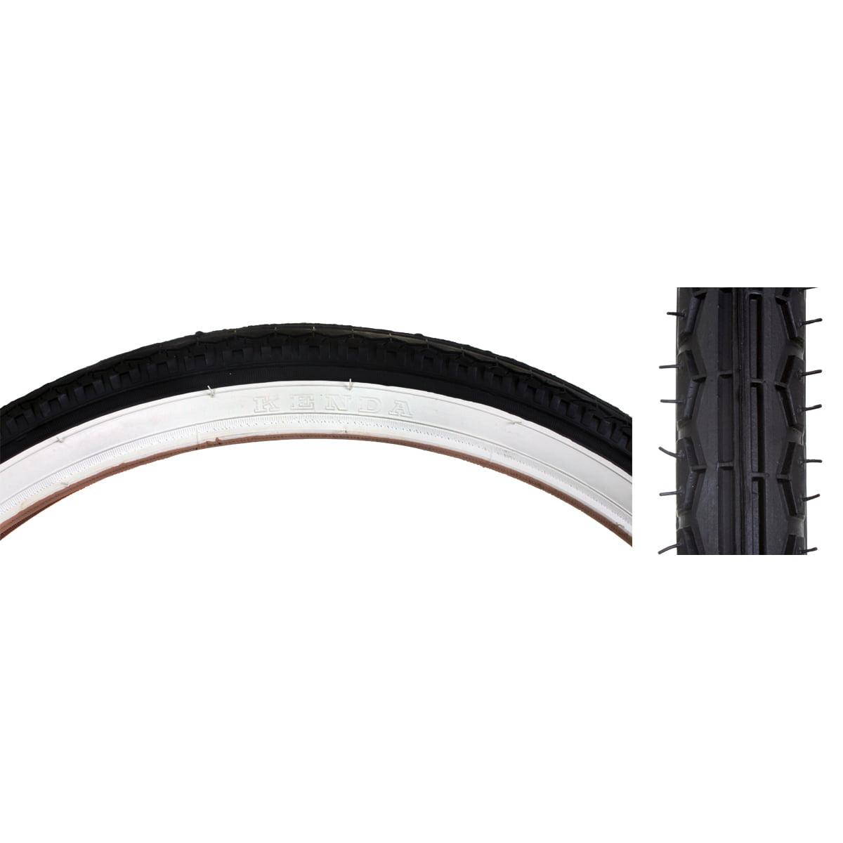 Sunlite Tire 24X1.75 Black/White Street K123