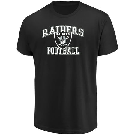 NFL Men's Oakland Raiders Short Sleeve Tee Football Nfl Apparel