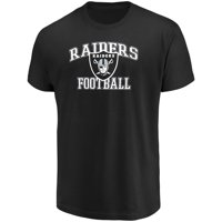 1ad19e5e668 Product Image Men s Majestic Black Oakland Raiders Greatness T-Shirt