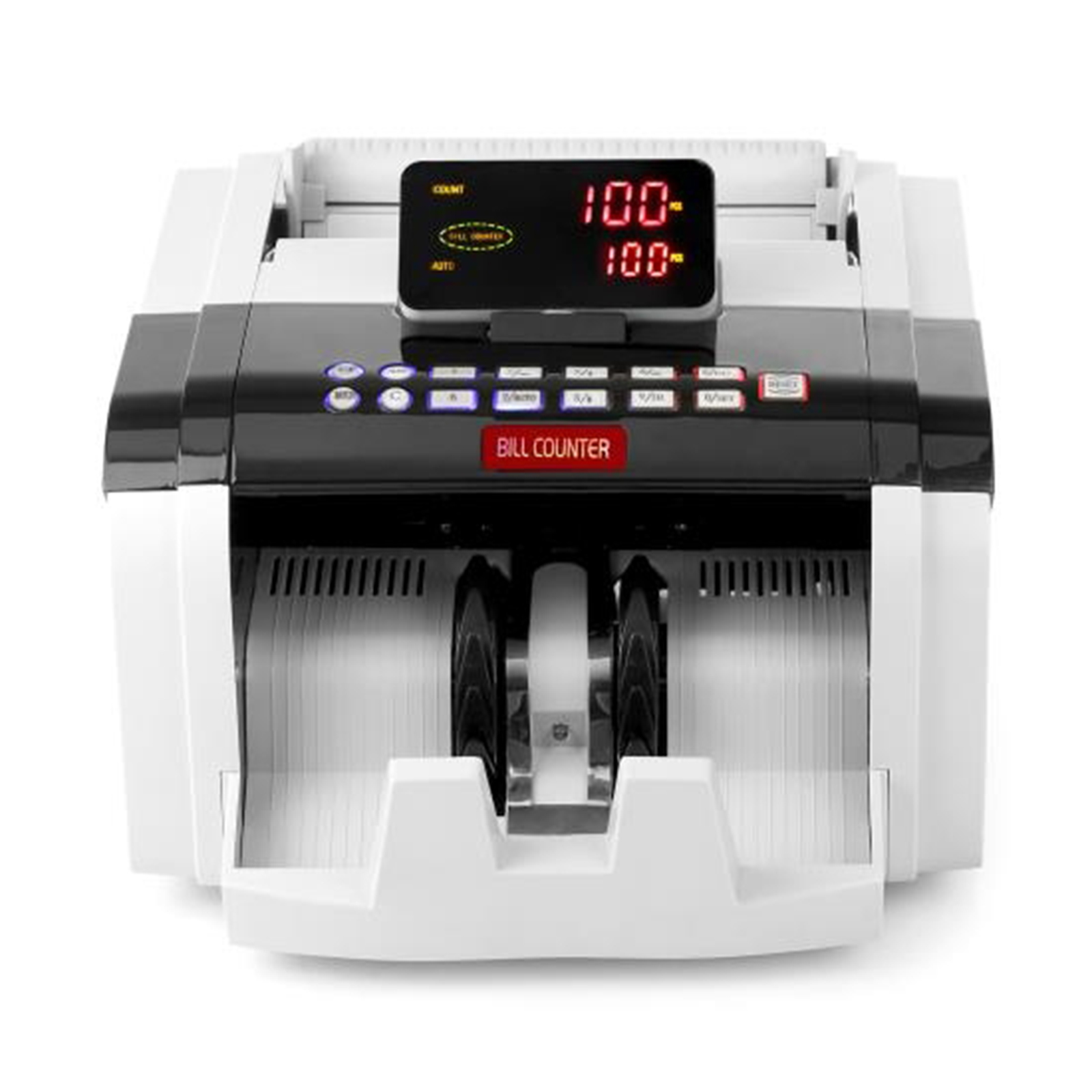 Automatic Bill Counter, Cash Money Banknote Counting Machine