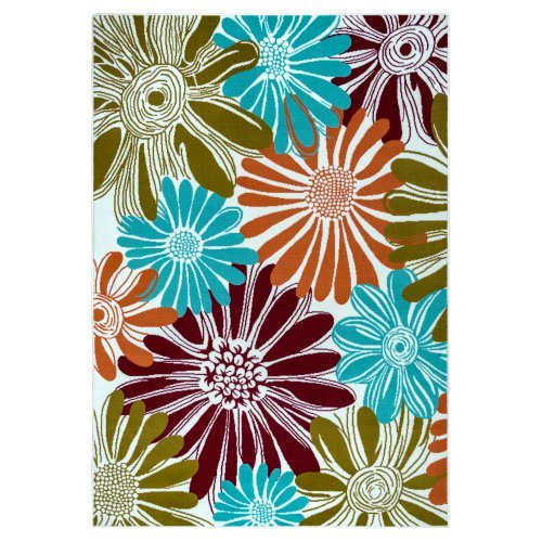Rizzy Home Glendale GD5909 Indoor/Outdoor Area Rug