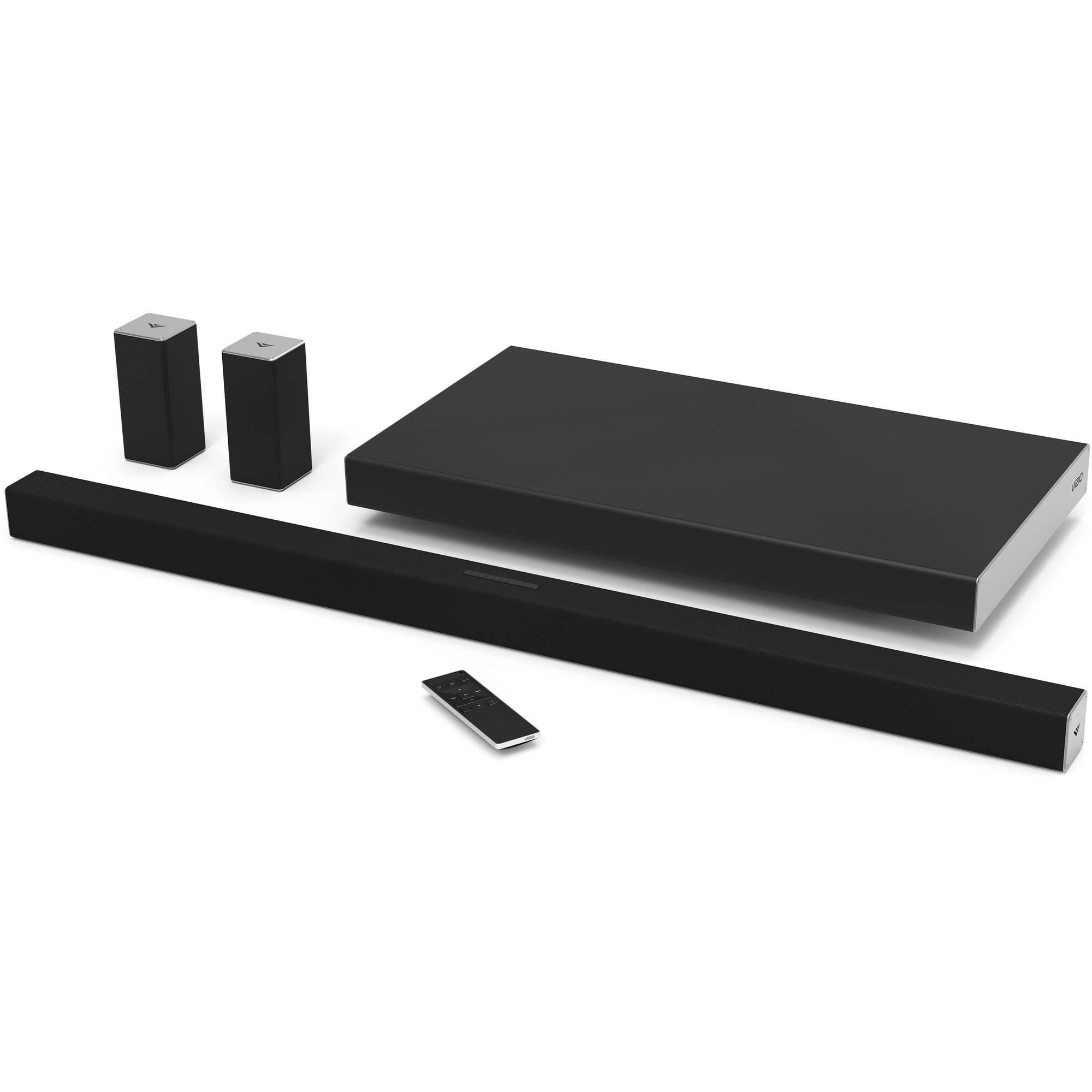 "VIZIO 40"" 5.1ch Sound Bar System SmartCast (SB4051-D5)"