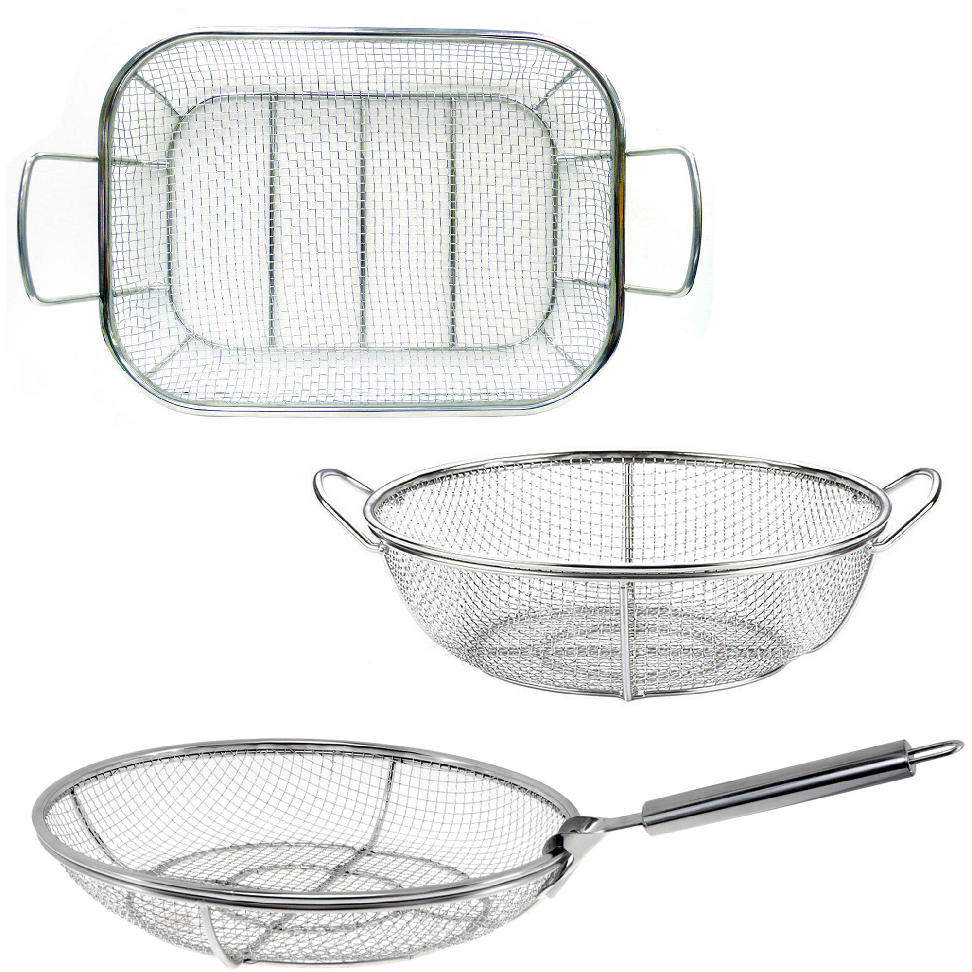 Mr. Bar-B-Q Mesh Roasting and Grilling Set