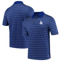 Men's Majestic Royal Los Angeles Dodgers Fan Engagement TX3 Cool Fabric Polo