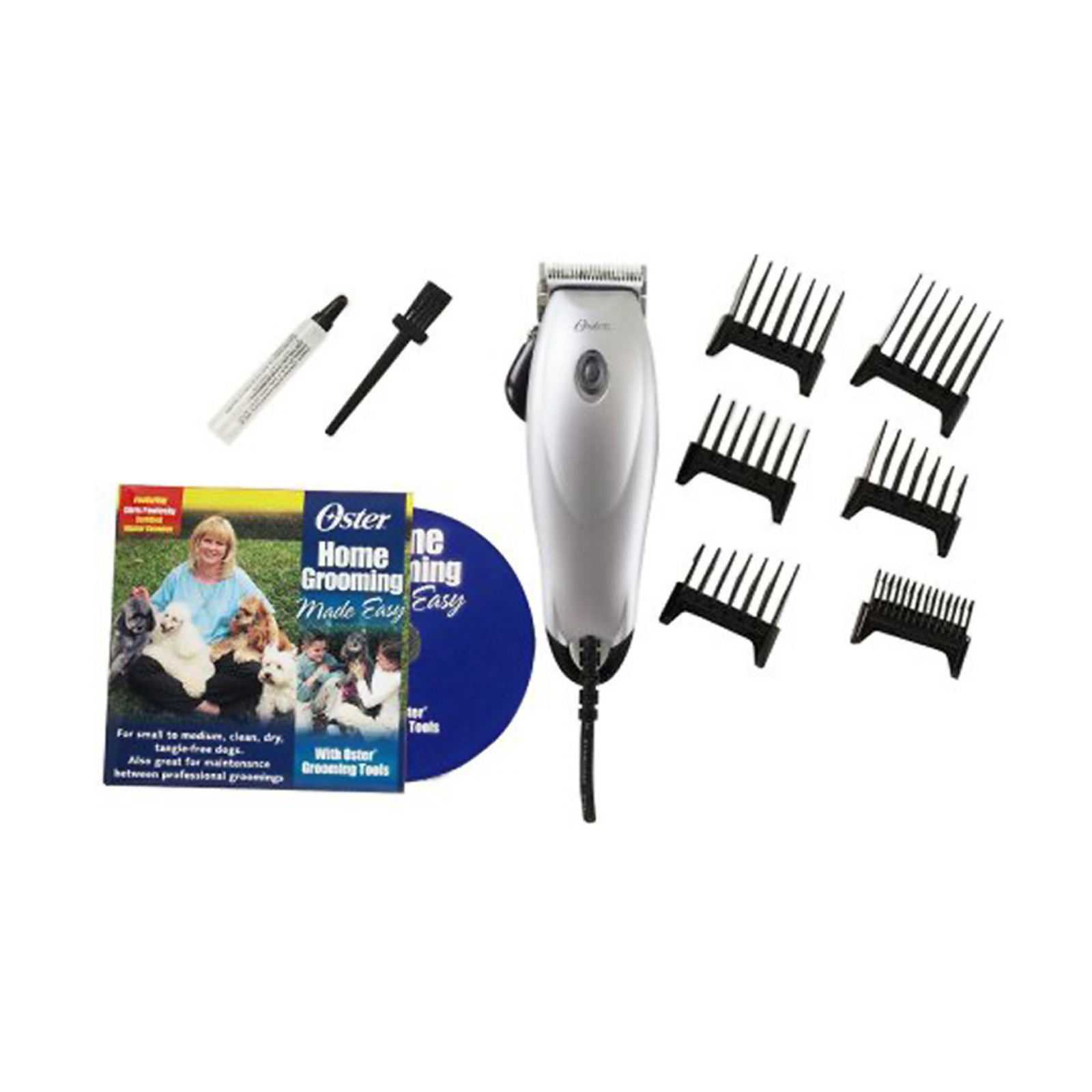 Oster 78950-100 12 Piece Pet Home Grooming Kit
