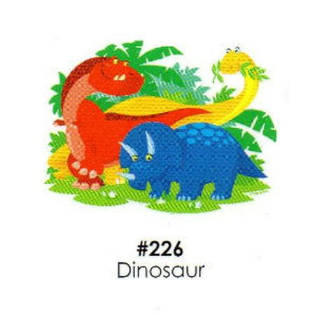 Dinosaur Cake Decoration Edible Frosting Photo Sheet