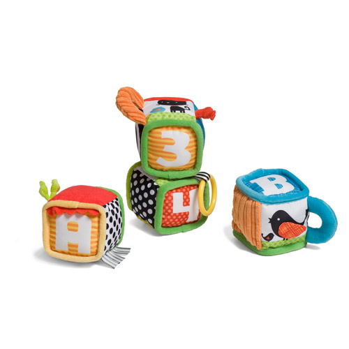 Infantino Discovery & Play Soft Blocks by Infantino