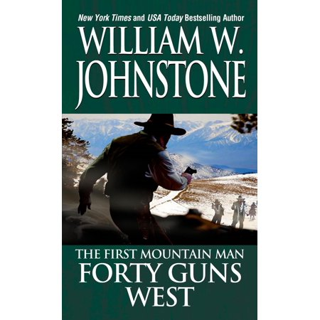 Forty Guns (Forty Guns West - eBook)