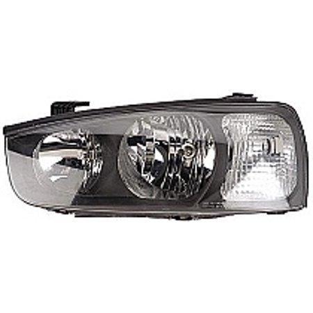 Go Parts 187 2001 2003 Hyundai Elantra Front Headlight