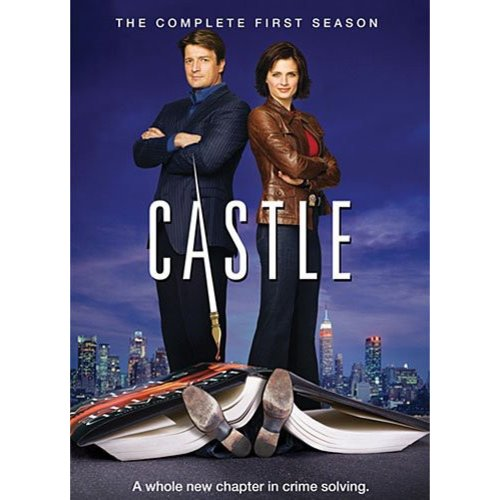 Castle: The Complete First Season (Widescreen)
