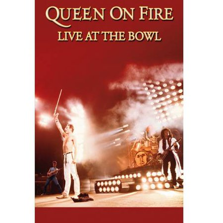 On Fire: Live At The Bowl (Walmart Exclusive) (Music