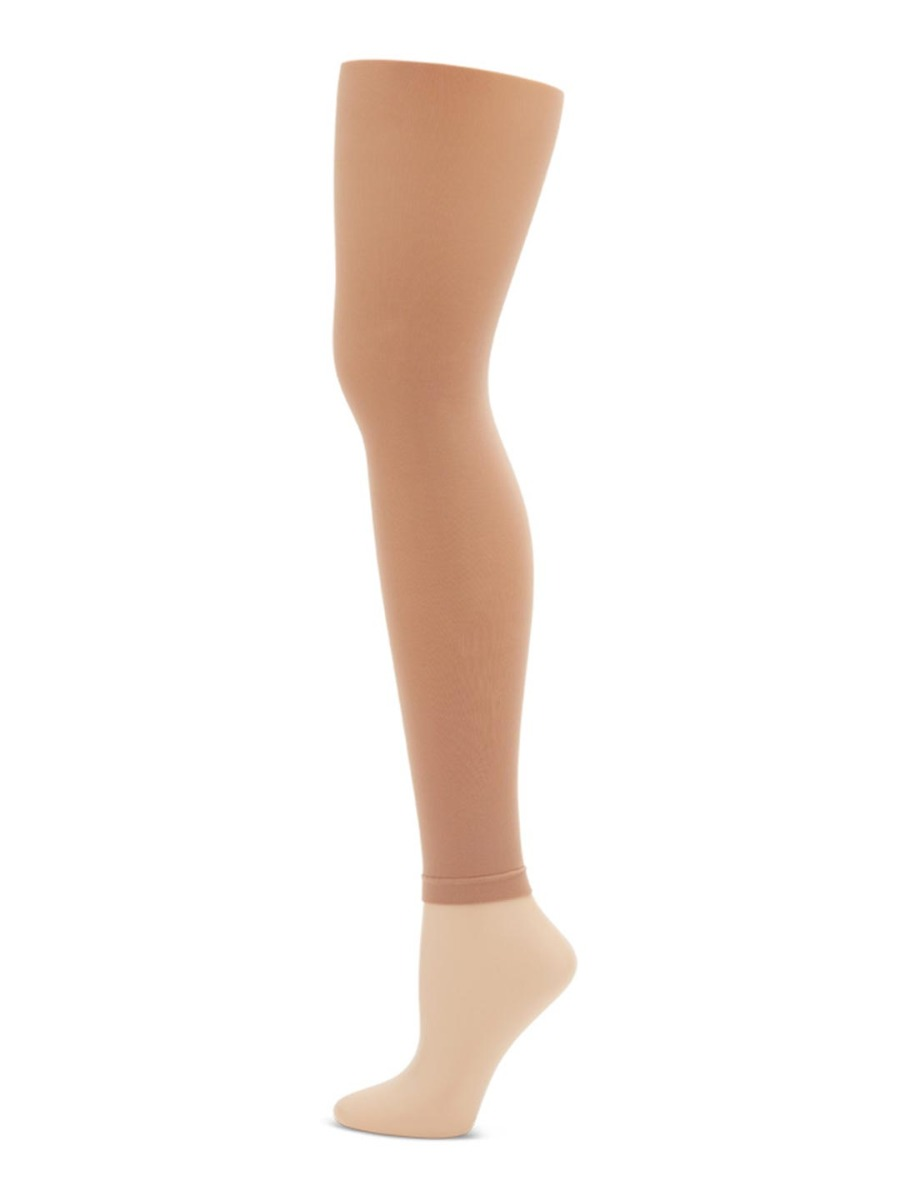 Hold & Stretch® Footless Tight - Girls