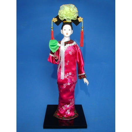 Chinese Collectible Doll in -