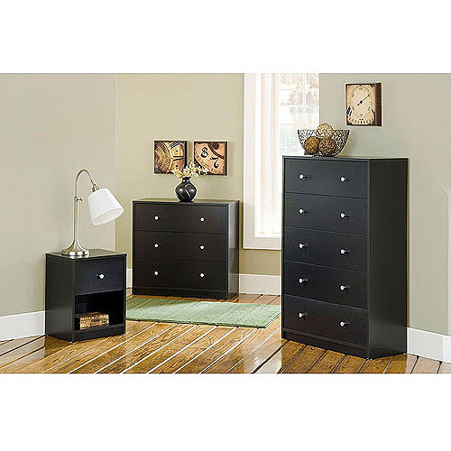 Studio Black Bedroom Furniture Collection