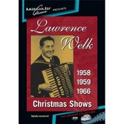 Lawrence Welk Christmas Shows DVD Movie 1958, 1959, 1966 by