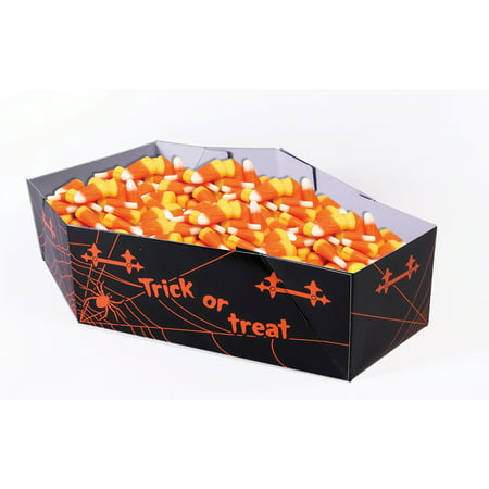 Halloween Coffin Candy Bowl - Why Do You Get Candy On Halloween