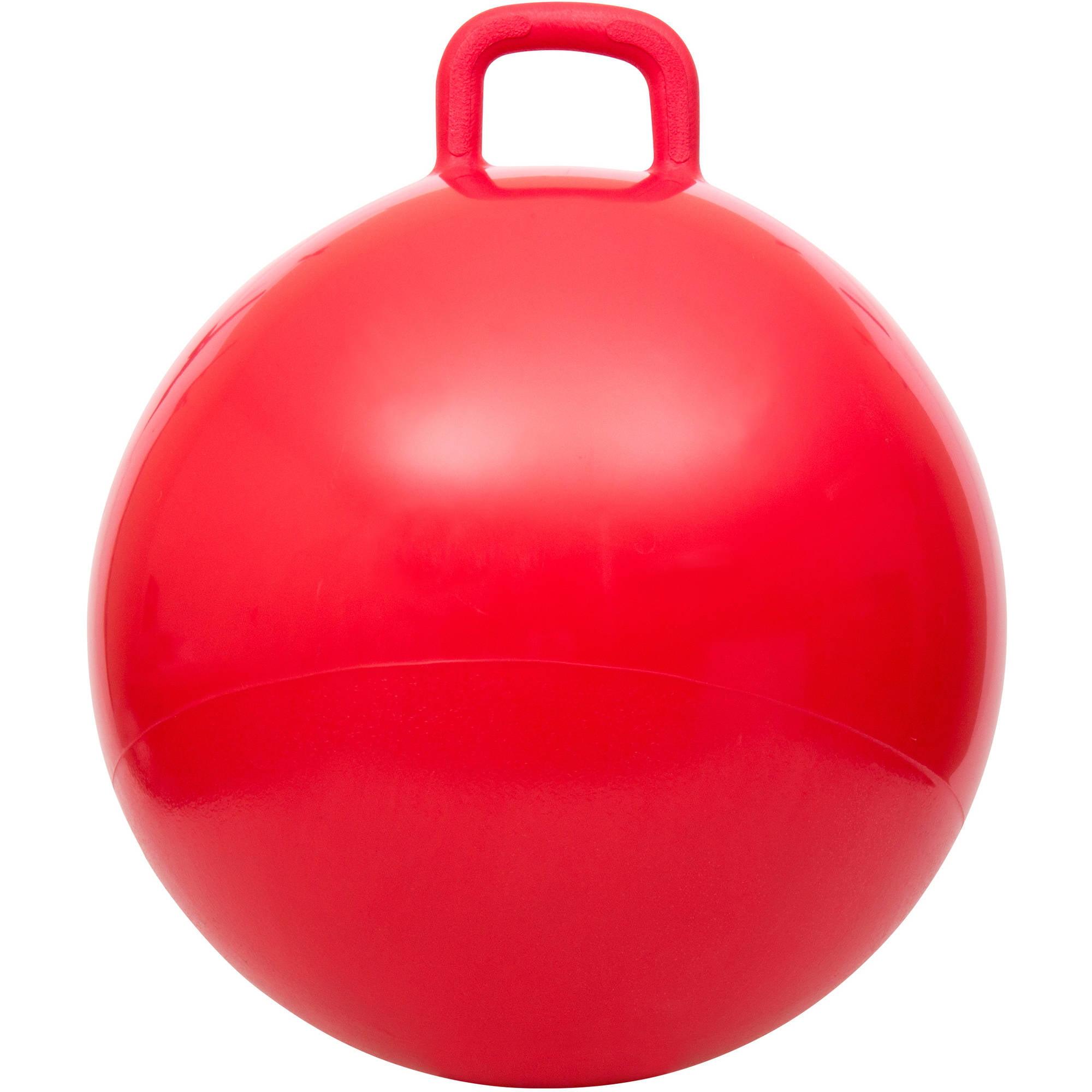 Pogo Ball With Handle