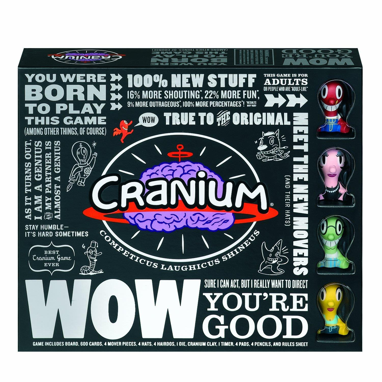 Cranium Wow Board Game by Cranium