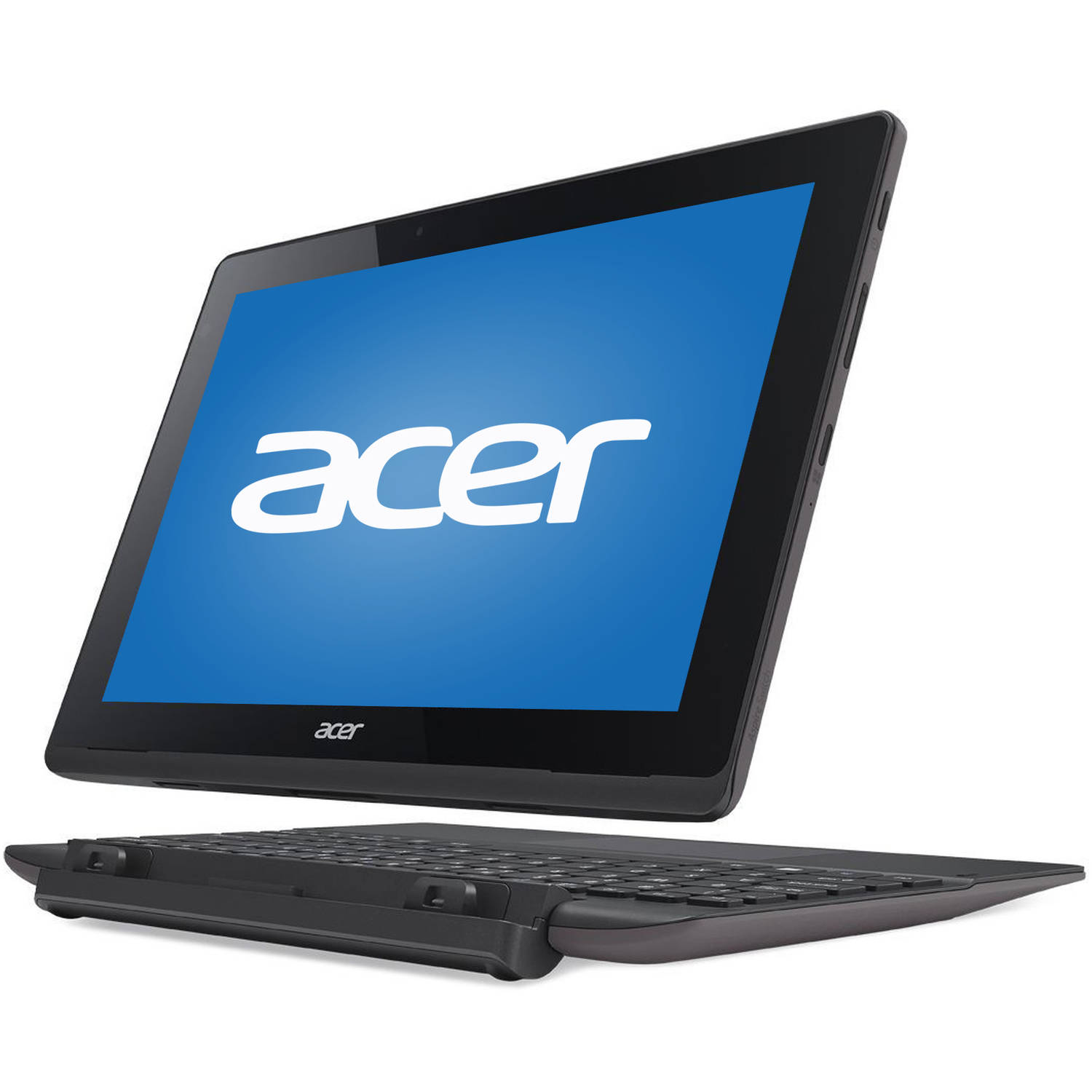 "Acer Black 10.1"" Aspire SW3-016-13VA Laptop PC with Intel Atom x5-Z8300 Processor, 2GB Memory, touch screen, 64GB Flash Drive and Windows 10"