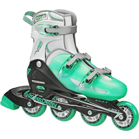 V-Tech 500 Girl's Inline Skate, Mint
