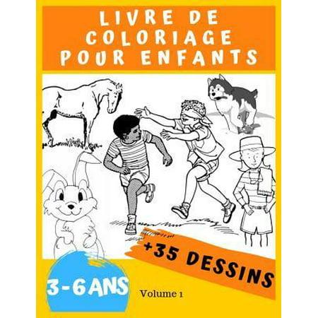 Jeux Et Coloriage D'halloween (Livre de coloriage pour enfants 3-6 ans: Avec + de 35 Dessins � Colorier Un livre de Jeux et de Cr�ation pour les petits)