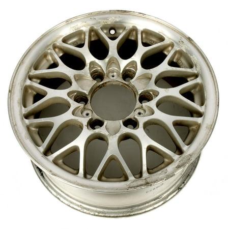 1996-97 Isuzu Trooper 16 X 7 Aluminum Single Wheel Rim 12 Spoke Part 8971491181